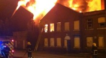 Radcliffe Fire